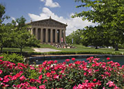 The Parthenon and Centennial Park