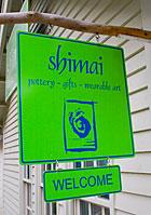 Shimai Store Sign